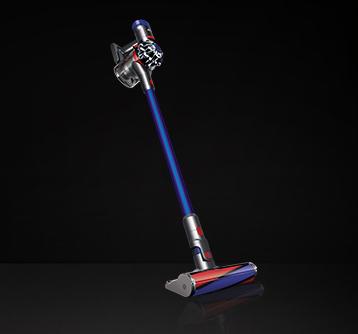 戴森(Dyson) 吸尘器 V7 FLUFFY 手持吸尘器 家用除螨无线宠物家庭适用